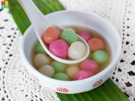 Taiwanese Homestyle Cooking - Tang Yuan (Rice Balls)