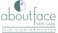 About Face Skin Care logo