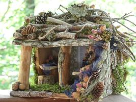 July 8, Fairy House Workshop - Frigg's Mercantile, NE...