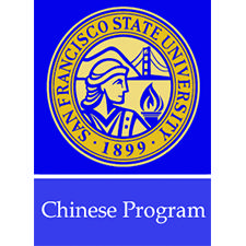The San Francisco State University Chinese Program logo