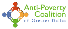 The Anti-Poverty Coalition of Greater Dallas  logo