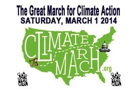 Great March for Climate - Kickoff, Rally, & March