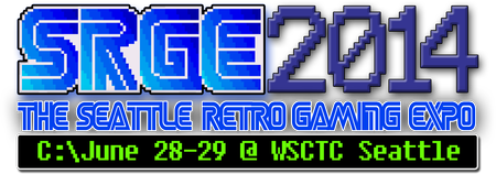 Seattle Retro Gaming Expo 2014