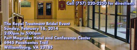 The Royal Treatment Bridal Event