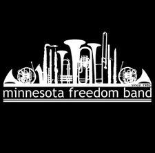 Minnesota Freedom Band logo