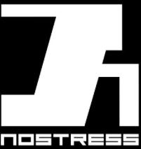 No Stress Records  logo