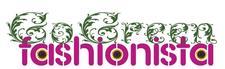 Go Green Fashionista logo