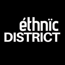 Ethnic District  logo