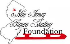 The New Jersey Figure Skating Foundation and the New Jersey Council of Figure Skating Clubs, Inc. logo
