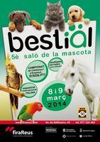 Concurs de mascotes Bestial 2014