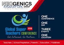 NEOGENICS EDUCATION GROUP- Ghana logo