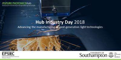 Future Photonics Hub Industry Day 2018