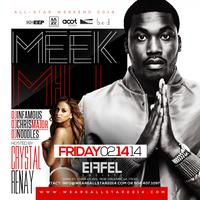 WE ARE ALL-STAR 2014 hosted by MEEK MILL & CRYSTAL...