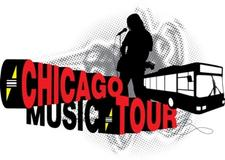 Chicago Music Tour logo