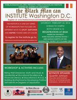 TheBlackManCan Institute-Washington D.C.