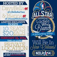 Ladies Who Brunch: NOLA