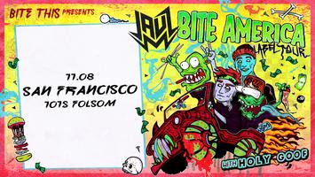 JAUZ in SF at 1015 Folsom / Bite This Tour