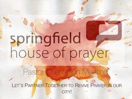 Pastor Orientation Meeting