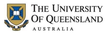 The Great Debate - UQ Research Week 2012