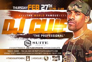 The Sol Kitchen & Friends present DJ Clue