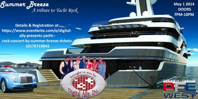 "Digital Ally Presents ""Yacht Rock"" Concert by Summer..."
