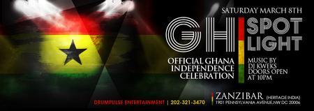 GH Spotlight - Official Ghana Independence Celebration