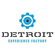 Detroit Experience Factory logo