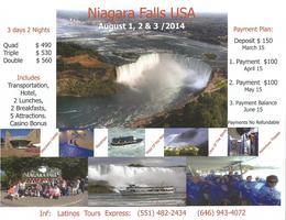 Niagara Falls USA 2014