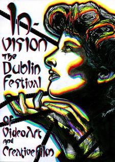 In-Vision: The Dublin Festival of Video Art and Creative Film logo