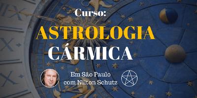 Nilton Schutz - Curso Astrologia Cármica – Domingo