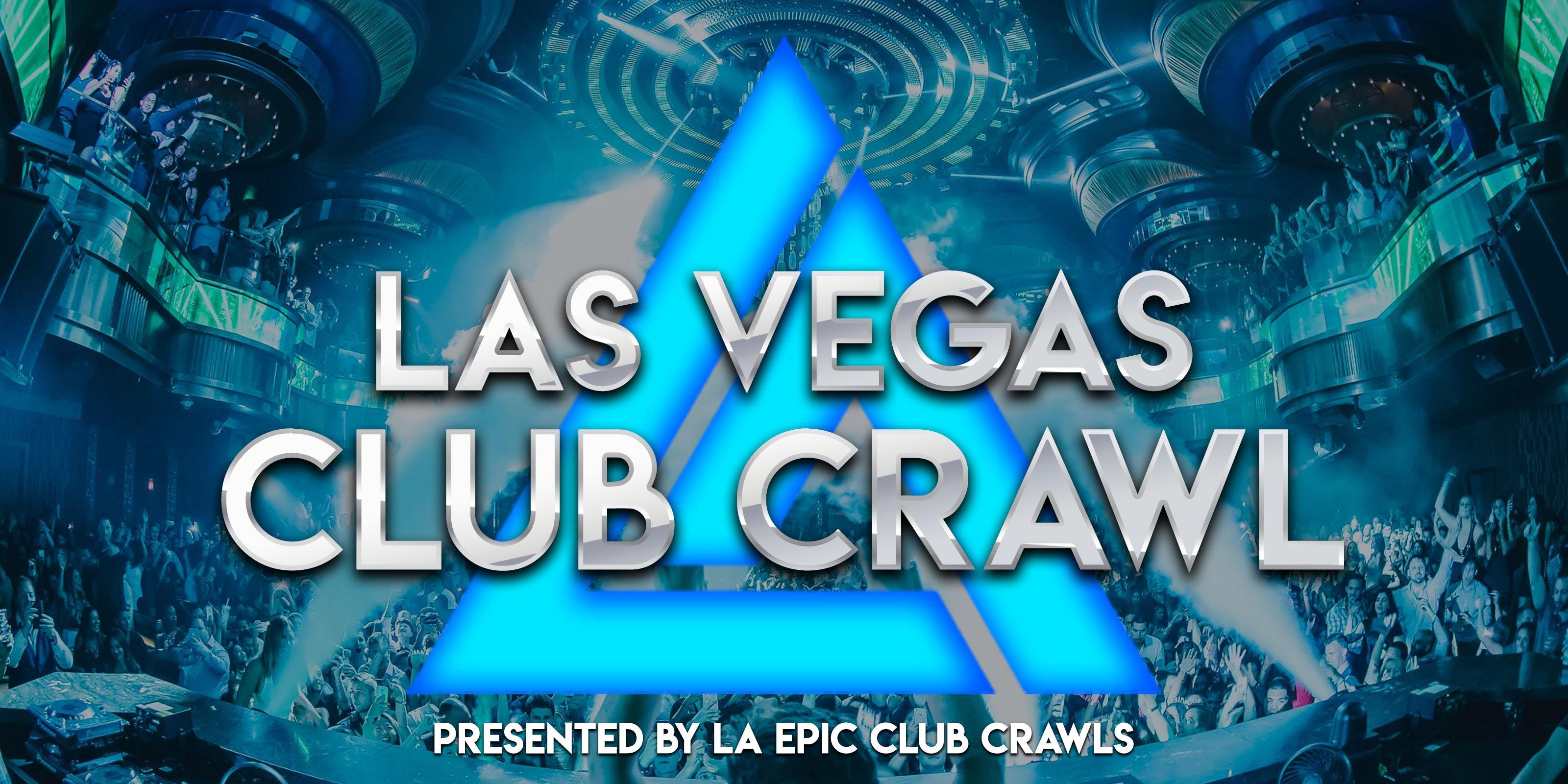 Las Vegas Club Crawl
