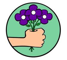 The Flower Boys logo