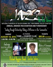 National Congress of Black Women, Inc., San Gabriel Valley Chapter logo
