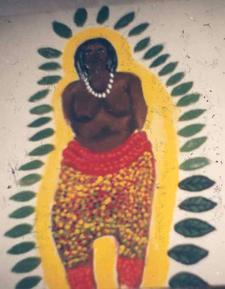 Cassendre Xavier - renaissance negresse (aka Amethyste Rah, aka Amrita Waterfalls) logo