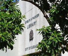 Subiaco Library logo