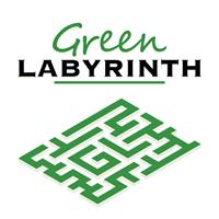 Green Labyrinth Training logo
