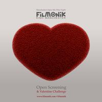 Filmonik Open Screening, featuring the Valentine's...