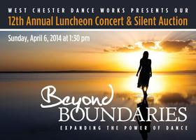 West Chester Dance Works Luncheon Concert, Beyond...