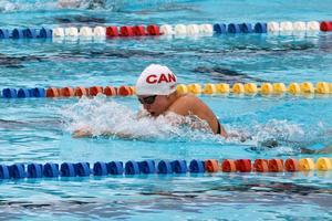 Swimming Fundraiser