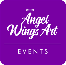 Jayne Tunney - Angel Wings Art logo