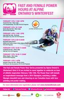 Devil's Glen Ski Club- DG U10-U18- Fast and Female...