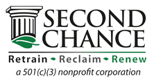Second Chance Inc. logo