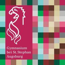 Gymnasium bei St. Stephan in Augsburg logo