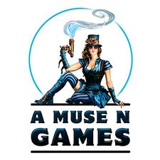 A Muse N Games logo