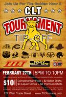 The Official Tournament Tip Off Event