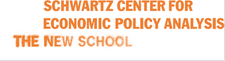 Schwartz Center for Economic Policy Analysis (SCEPA) logo