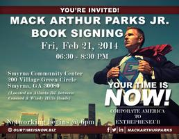 Your Time is Now Book Signing