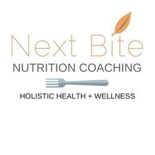 Next Bite Nutrition, Jen Casey logo