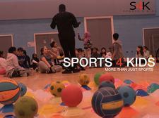 Sports 4 Kids  logo