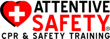 Attentive Safety CPR and Safety Training logo